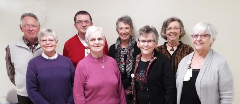 Our dedicated Volunteer Association Board of Directors